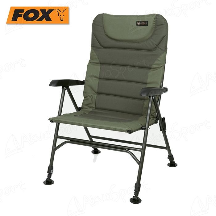 Wondrous Fox Fx Super Deluxe Recliner Chair Machost Co Dining Chair Design Ideas Machostcouk
