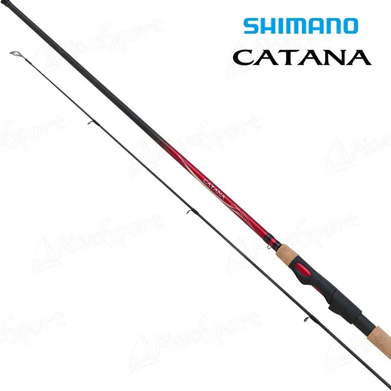 Shimano Catana EX Spinning 270M 2,70m 10-30g Angelrute