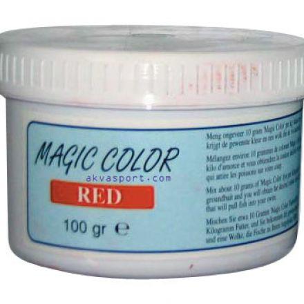 Боя за захранка Van den Eynde Magic Color Red (червена)