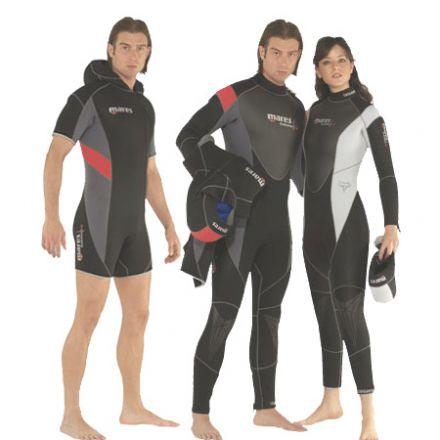 Неопренов костюм Mares Evolution Man Set 5+5 mm