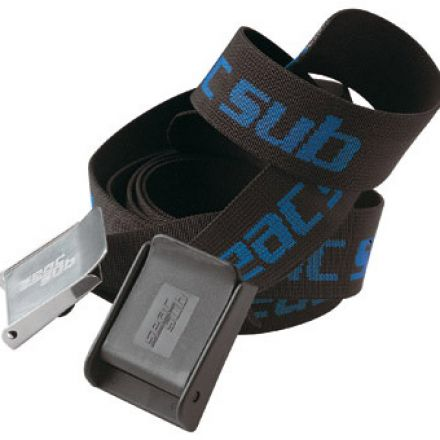 weight belt Seac Sub, Inox buckle