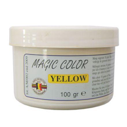 Боя за захранка Van den Eynde Magic Color Yellow (жълта)