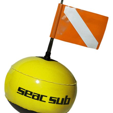 Seac Sub PVC Spherical Buoy