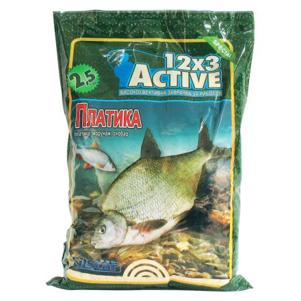 Filstar 12x3 Active - Bream