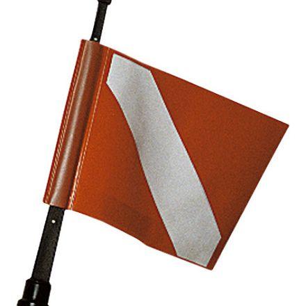 Флаг за водолазен буй Seac Sub