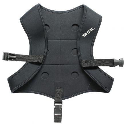 Seac Sub Vest Black ST (6kg)