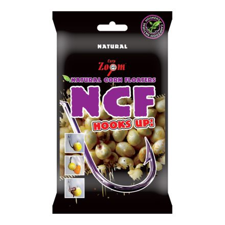 Carp Zoom Natural Corn Floaters