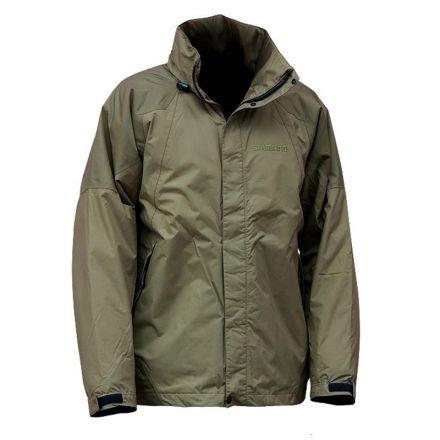 Дишащо подплатено яке Shimano 3/4 Breathable Padded Jacket Green