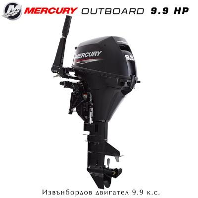 Двигател Mercury F9.9