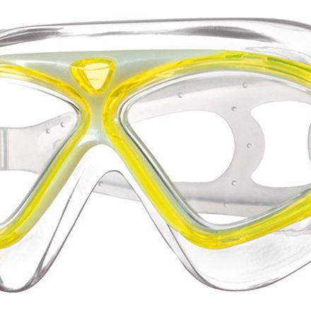 Очила за плуване Seac Sub Vision Junior (жълти)