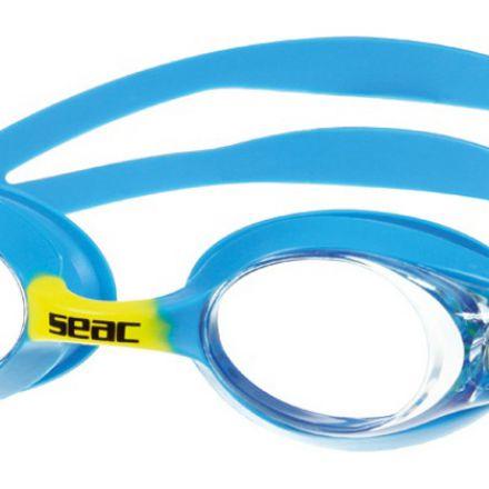 Детски очила за плуване Seac Sub Bubble (сини)