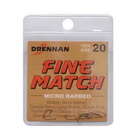 Куки Drennan Fine Match