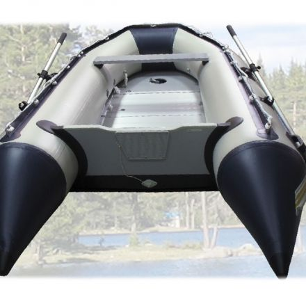 Tohamaran ALD-380 inflatable boat