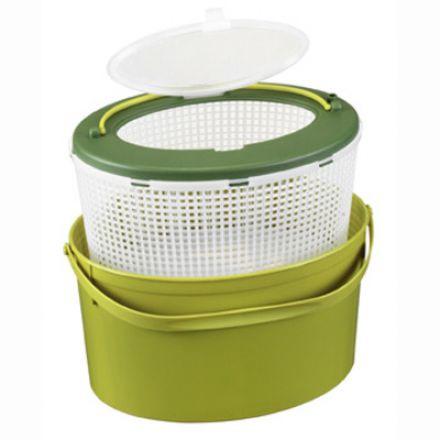 Кофа за жива рибка Plastica Panaro 116/7 литра