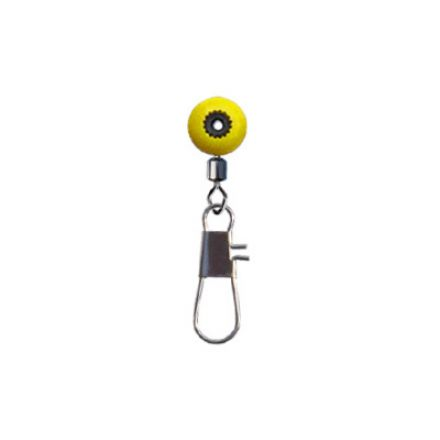 Plastic head with interlock snap swivel F-5011 M (medium)