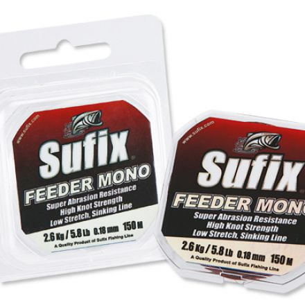 Монофилно влакно Sufix Feeder Mono (150м)