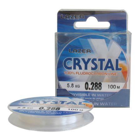 Флуорокарбоново влакно Lazer Crystal X (30м)