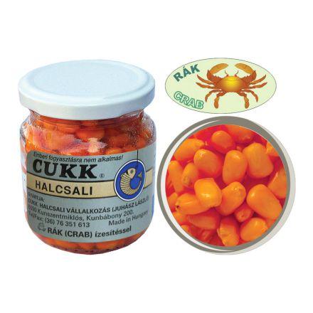 Cukk Crab - fishing maize in bottles