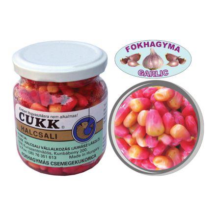 Cukk Garlic - fishing maize in bottles