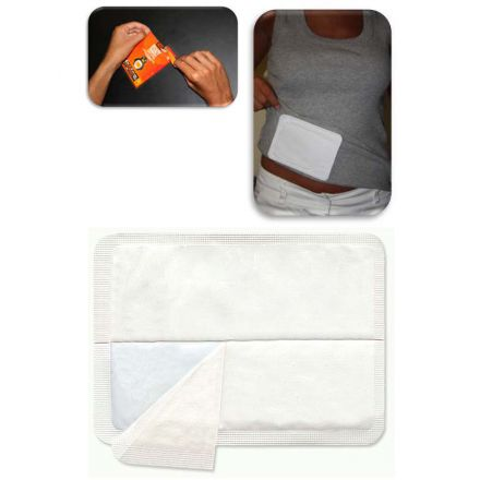 Body Warmer Adhesive OnlyHot