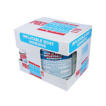Polymarine PVC Glue 2 part