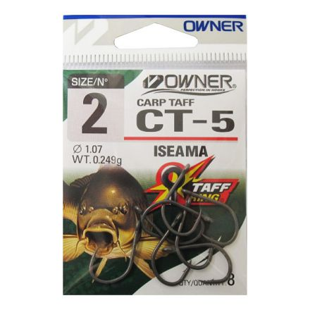 Owner CT-5 Carp Taff Iseama