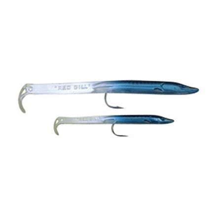 Red Gill Rascal Natural Mackerel