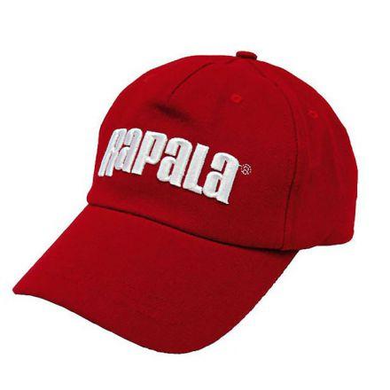 Шапка Rapala Minnow Cap Red