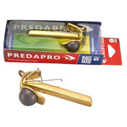PredaPro Live'n Dead Bait Trolling Lure