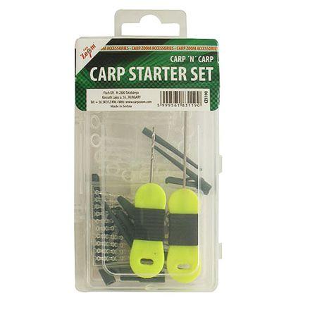 Комплект за шаранджийски монтажи CZ Carp Starter Set