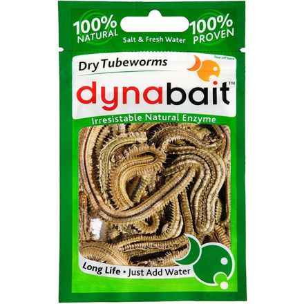 Dynabait Dried Tube Worms