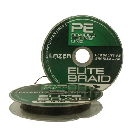 Плетено влакно Lazer Elite Braid New ( 25 м )