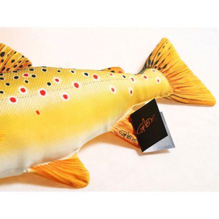 Възглавница-риба Кафява пъстърва