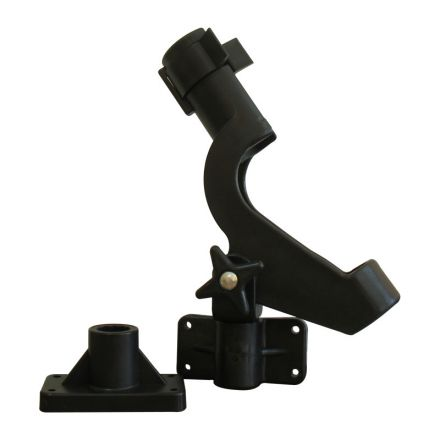 Rod holder for boat