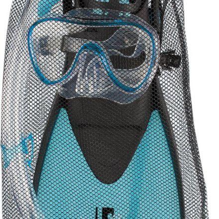 Комплект маска, шнорхел, плавници Seac Sub Easy