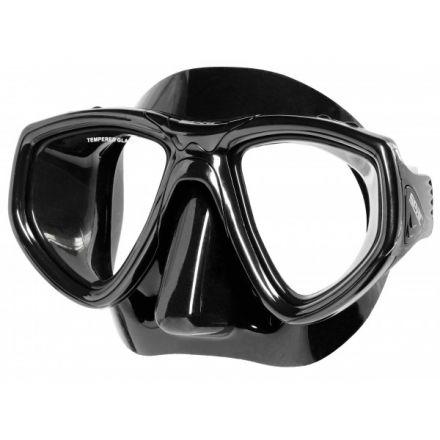 Силиконова маска Seac Sub One (черен силикон)