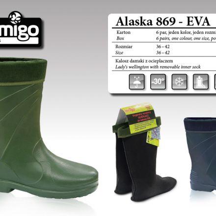Ботуши Lemigo Alaska EVA 869