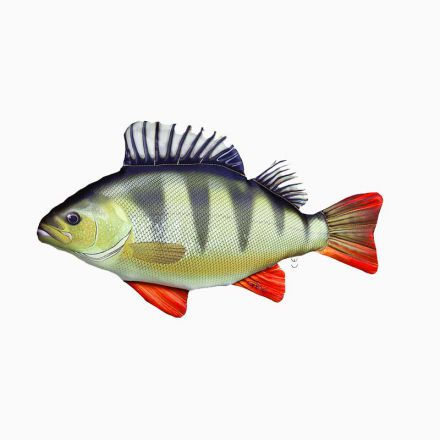 Perch Fish Pillow