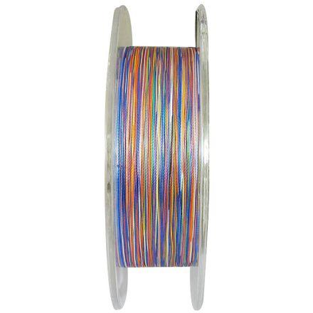Плетено влакно Gosen W-4 Multicolor 300м