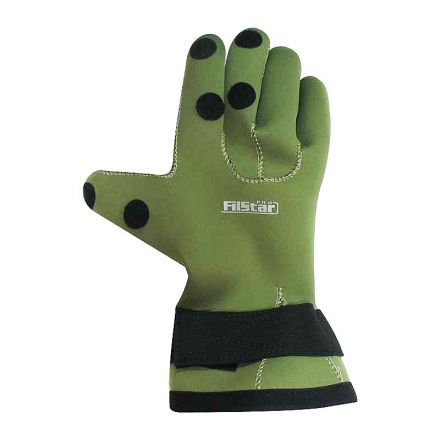 Neoprene fishing gloves FilStar FG002 3mm