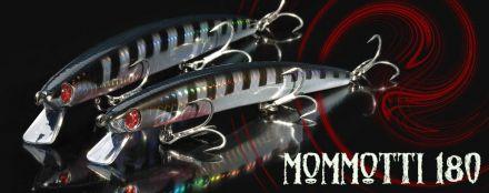 Воблер SeaSpin Mommotti 180 SS потъващ