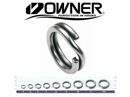 Халки Owner Hyper Wire Split Ring