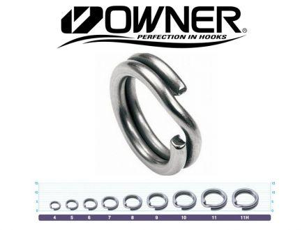 Халки Owner Hyper Wire Split Ring
