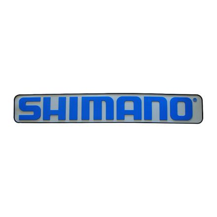 Boat label Shimano