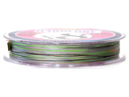 Плетено влакно Duel Hardcore X8 PE Multicolor 200м