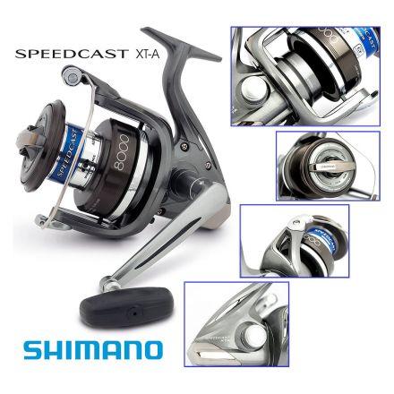 Макара Shimano Speedcast 8000 XTA