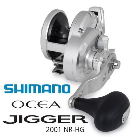 Shimano Ocea Jigger 2001 NR-HG (лява дръжка)