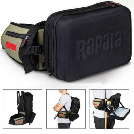 Чанта Rapala Limited Series Hybrid Hip Pack 46039-1