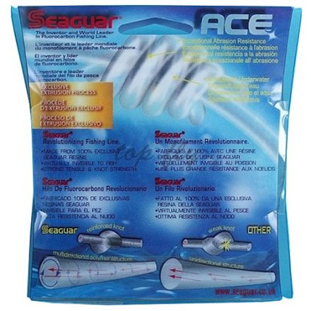 Флуорокарбон Seaguar Ace