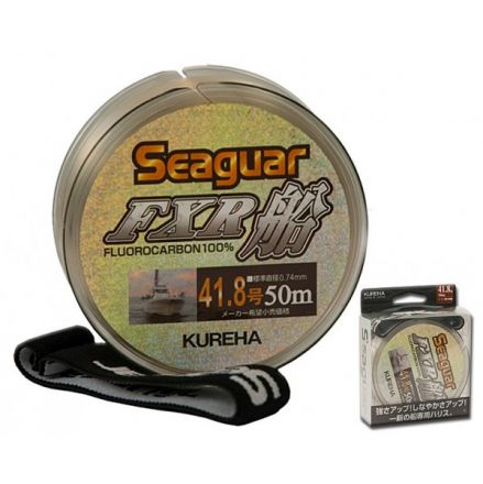 флуорокарбон Seaguar FXR Kureha